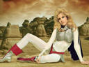 Jane Fonda (Barbarella, in Barbarella) - sexiest actress