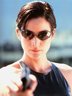 Carrie-Anne Moss (Trinity in Matrix) - sexiest actress