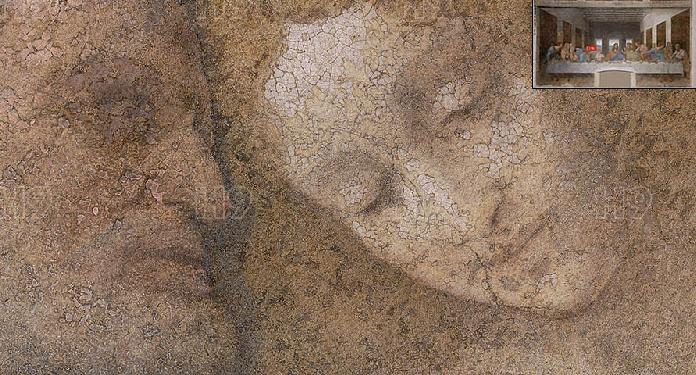 Leonardo Da Vinci - The last supper / La cène
