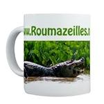 Brazilian caiman, tasse à café CafePress.com