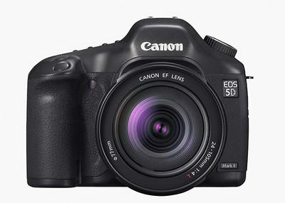 Embargo on Canon EOS 5D MkII, Sony Alpha 900