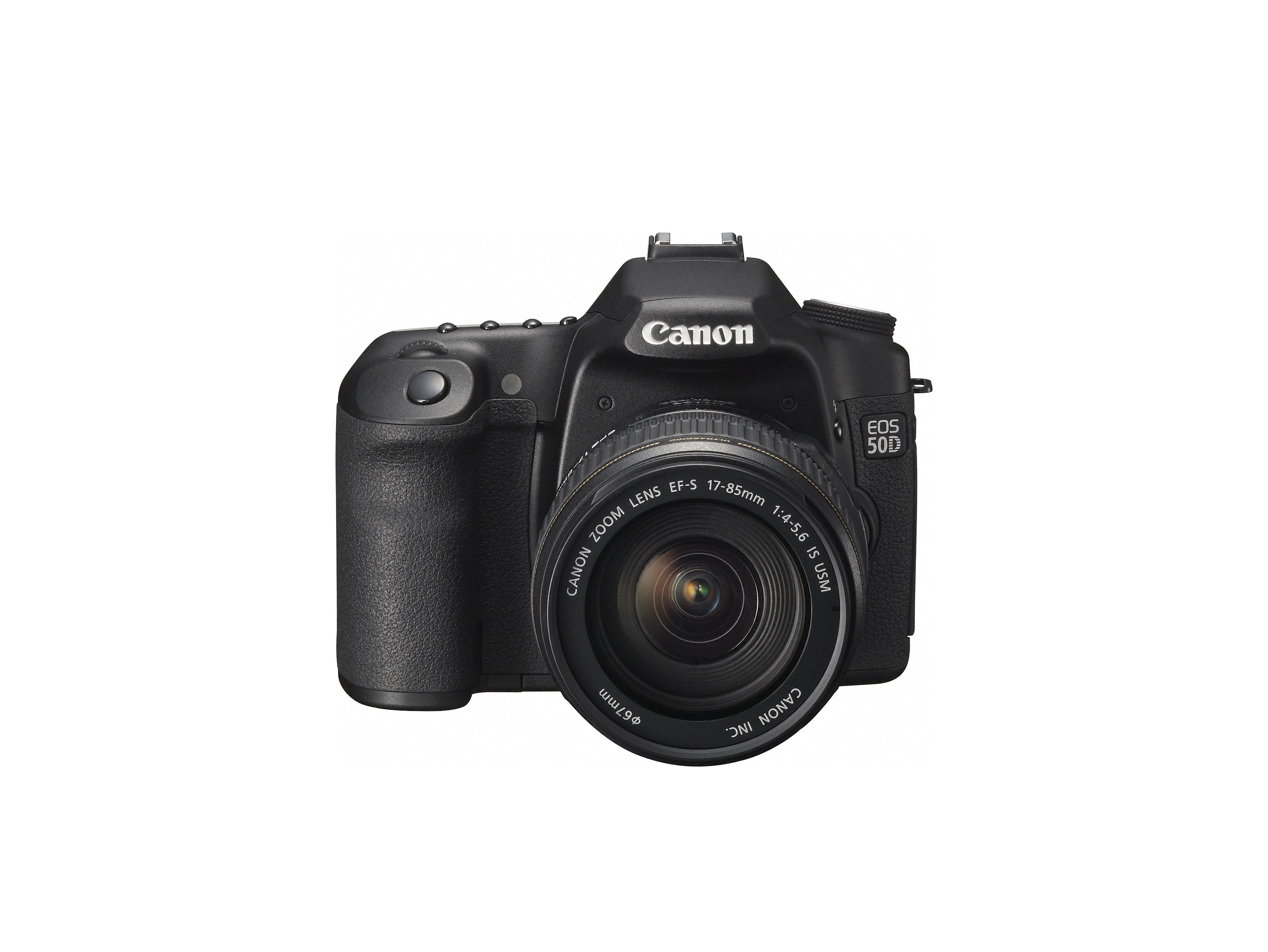 Hirez photos of the Canon EOS 50D