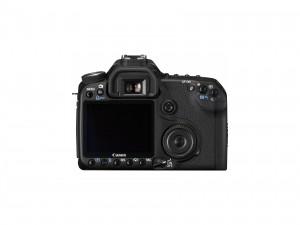 Canon EOS 50D - back