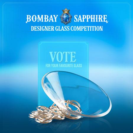 Vote for your favorite Martini glass design