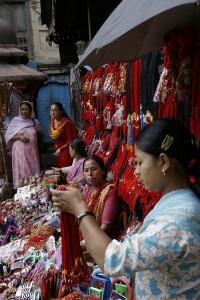 Kathmandu, skilled craftsmen
