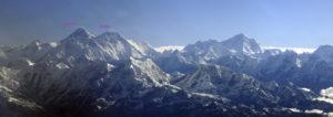 Everest et Lhotse