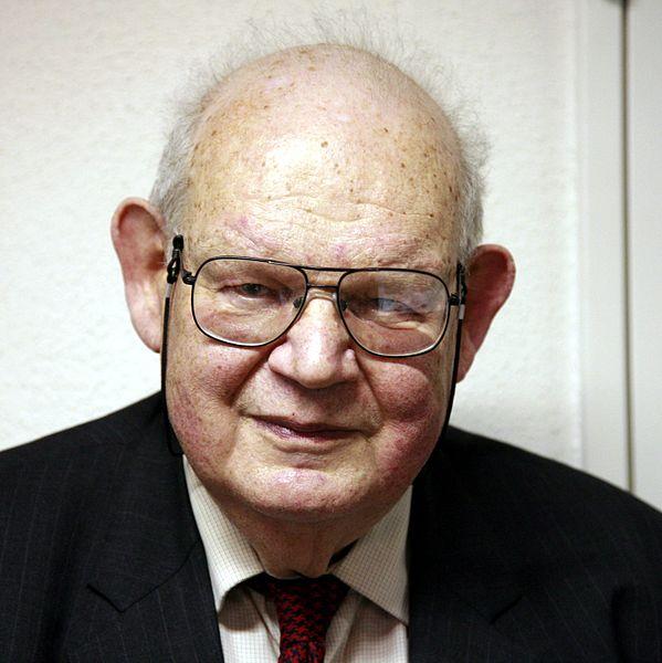 Benoît Mandelbrot, RIP