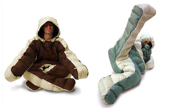 Special sleeping bag