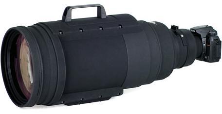 Sigma monster lens