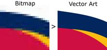 VectorMagic vectorizes your bitmaps