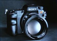 Sony Alpha 200/300