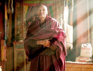 Tibetan monk - Bernardo De Niz/MCT
