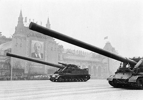 Long canon tank (shushpanzer)