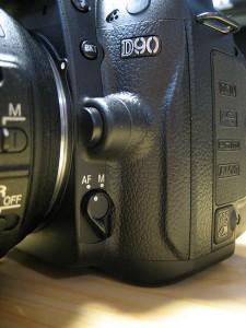 Nikon D90 (new)