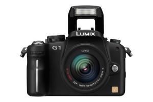 Panasonic Lumix DMC-G1 (face)