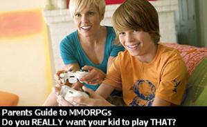 A guide parental pour les MMORPGs