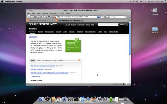 Donnez des airs de Mac à votre Linux