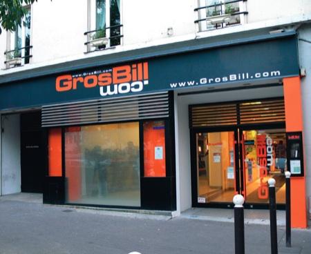 GrosBill, non merci
