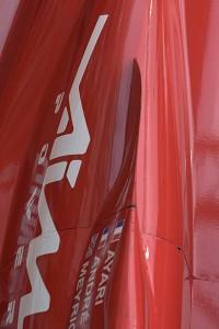Rouge - 24 heures du Mans 2010