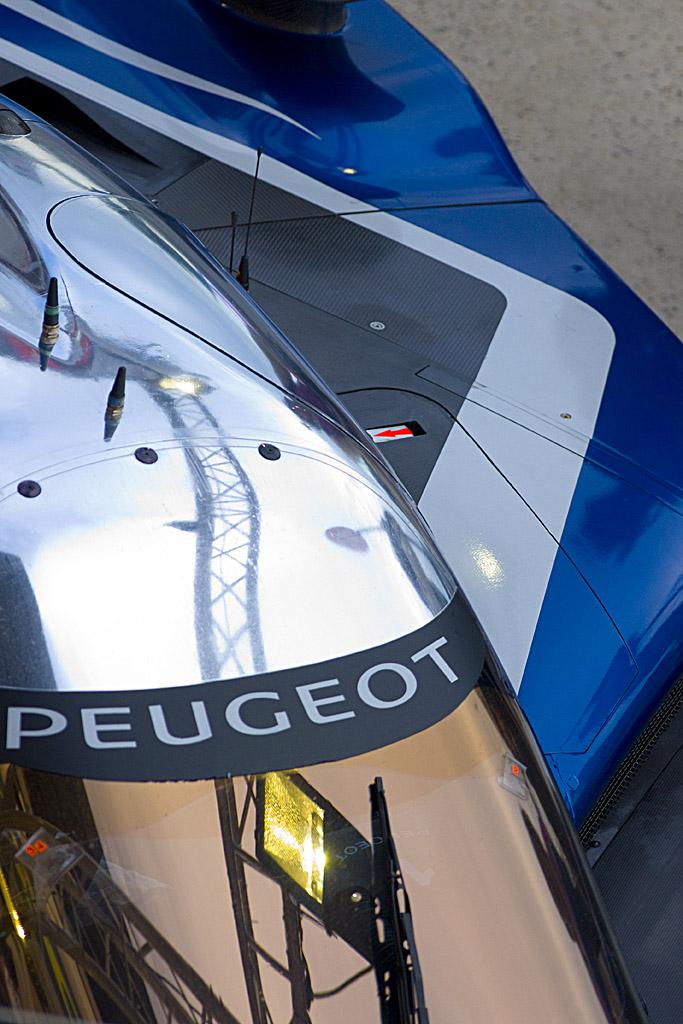 Peugeot 908 HDi FAP