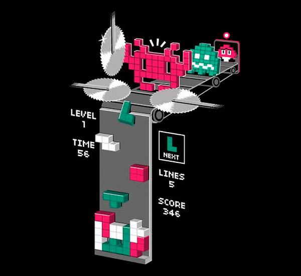 Avant Tetris