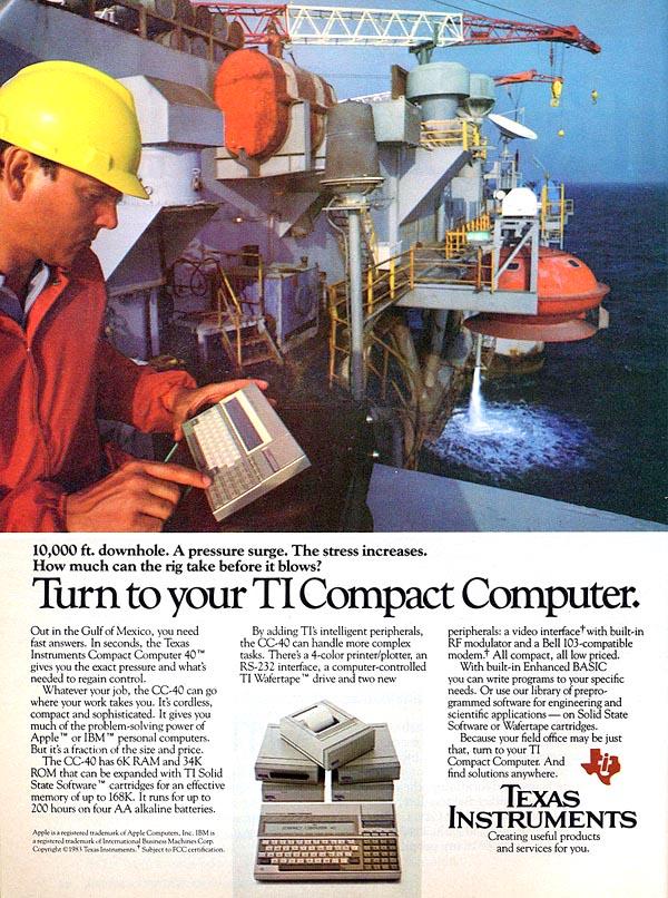 Il y a 1 an, BP aurait dû avoir cet ordinateur