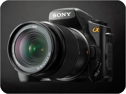 Sony Alpha 200, pour remplacer l'Alpha 100 vieillissant