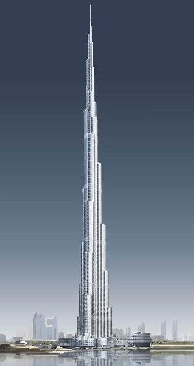 Le top des immeubles de Dubai