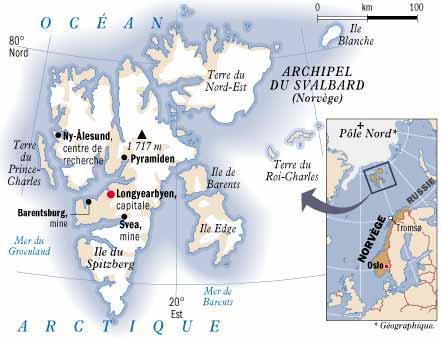 Spitzberg - Svalbard