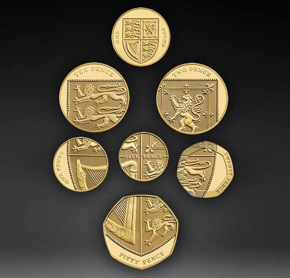 Unité de la monnaie pour le Royaume Uni