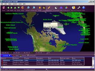 Presque 2 téra-pixels pour USGS Earth Explorer