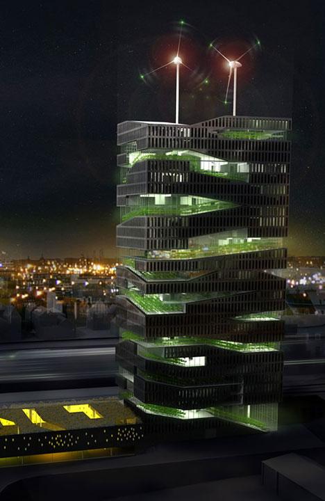 Pornographie pour architecte