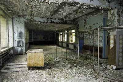 Tchernobyl 20 après