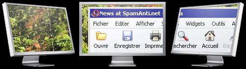 Copie d'écran aux amphétamines