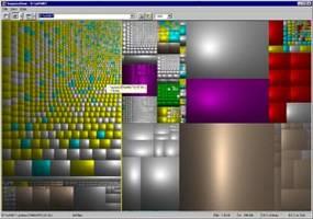 Concept : visualiser le contenu du disque dur