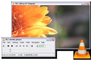 Programmes gratuits de vidéo pour le PC