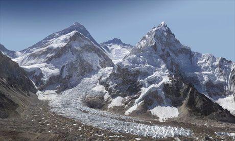 Explorez l'Everest (en photo)