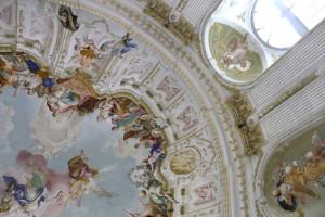 Pavillon baroque / Abbaye de Melk