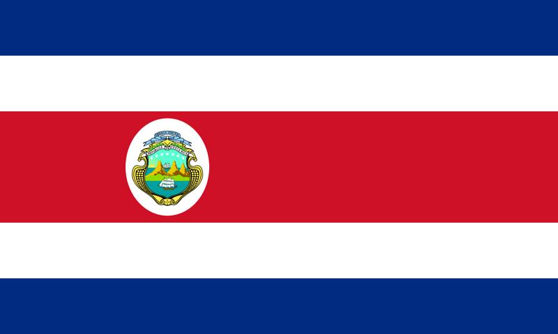 Retour du Costa Rica