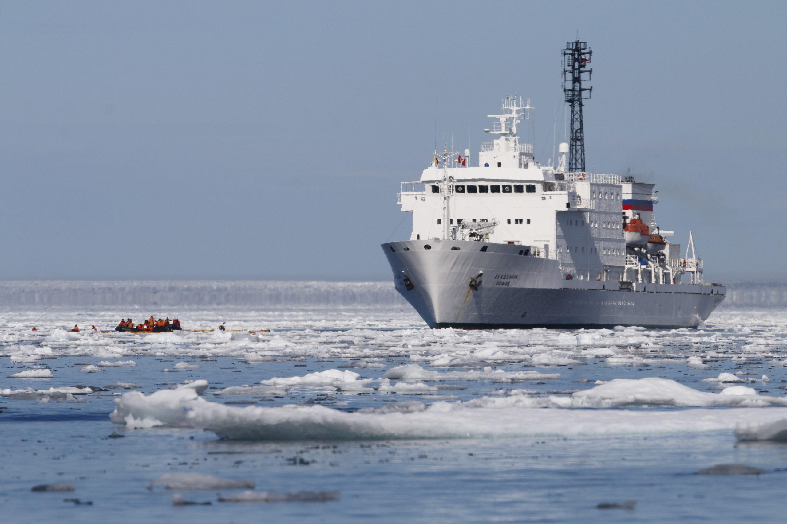 De retour du Nunavut