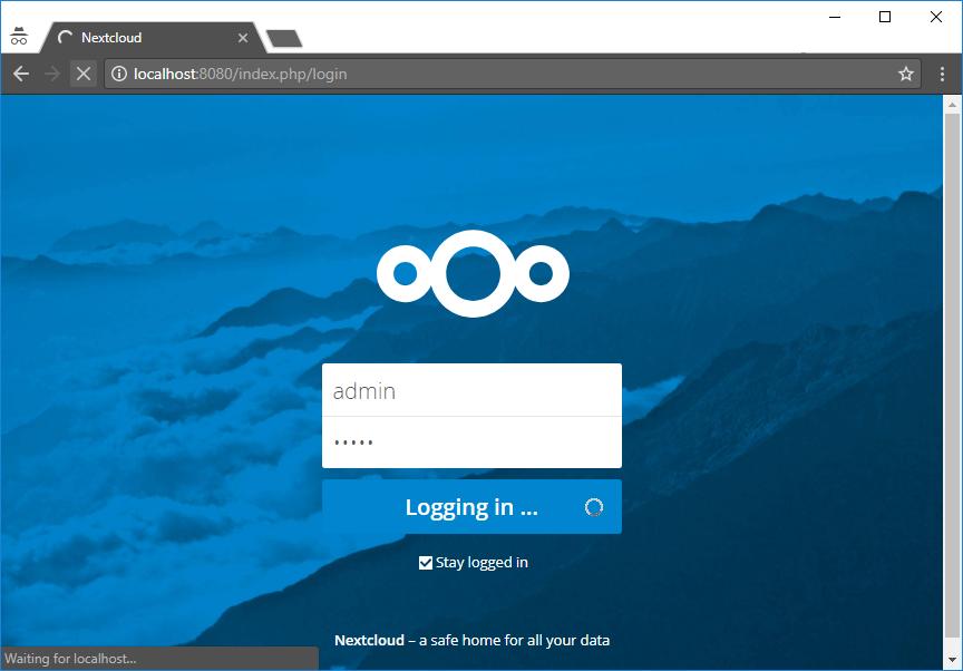 NextCloud sur un serveur mutualisé OVH
