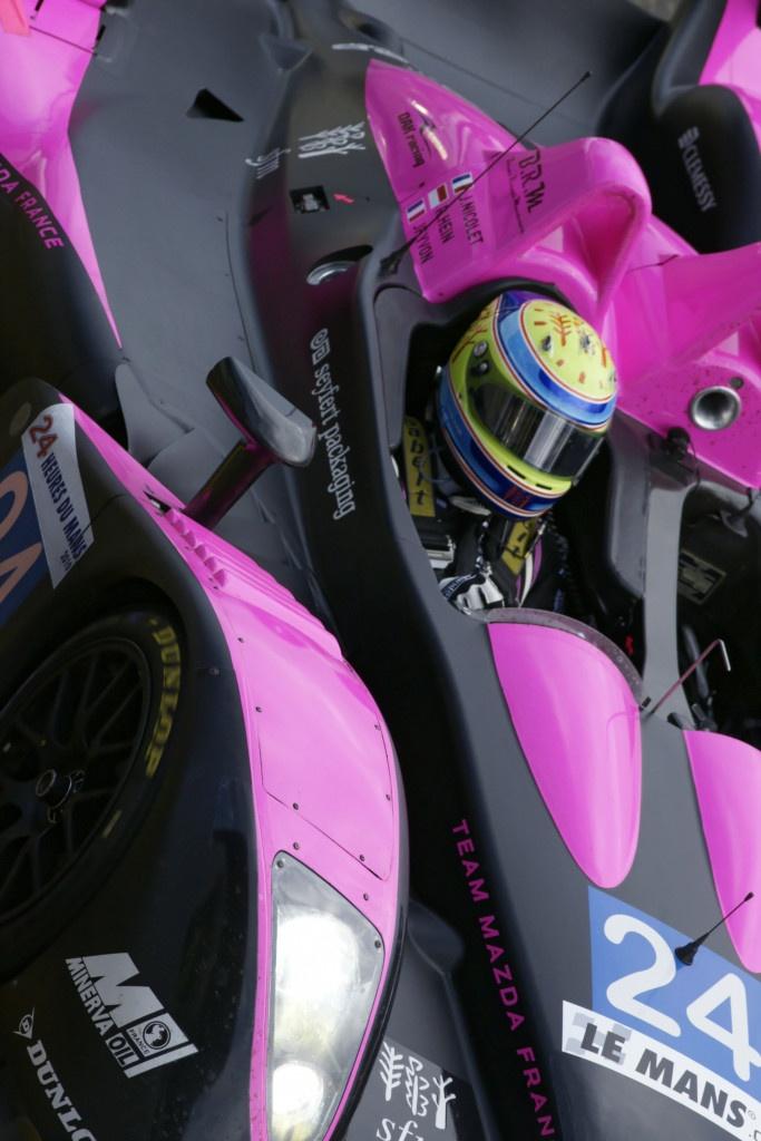 Le Mans 2010 : Lola HPD Coupé