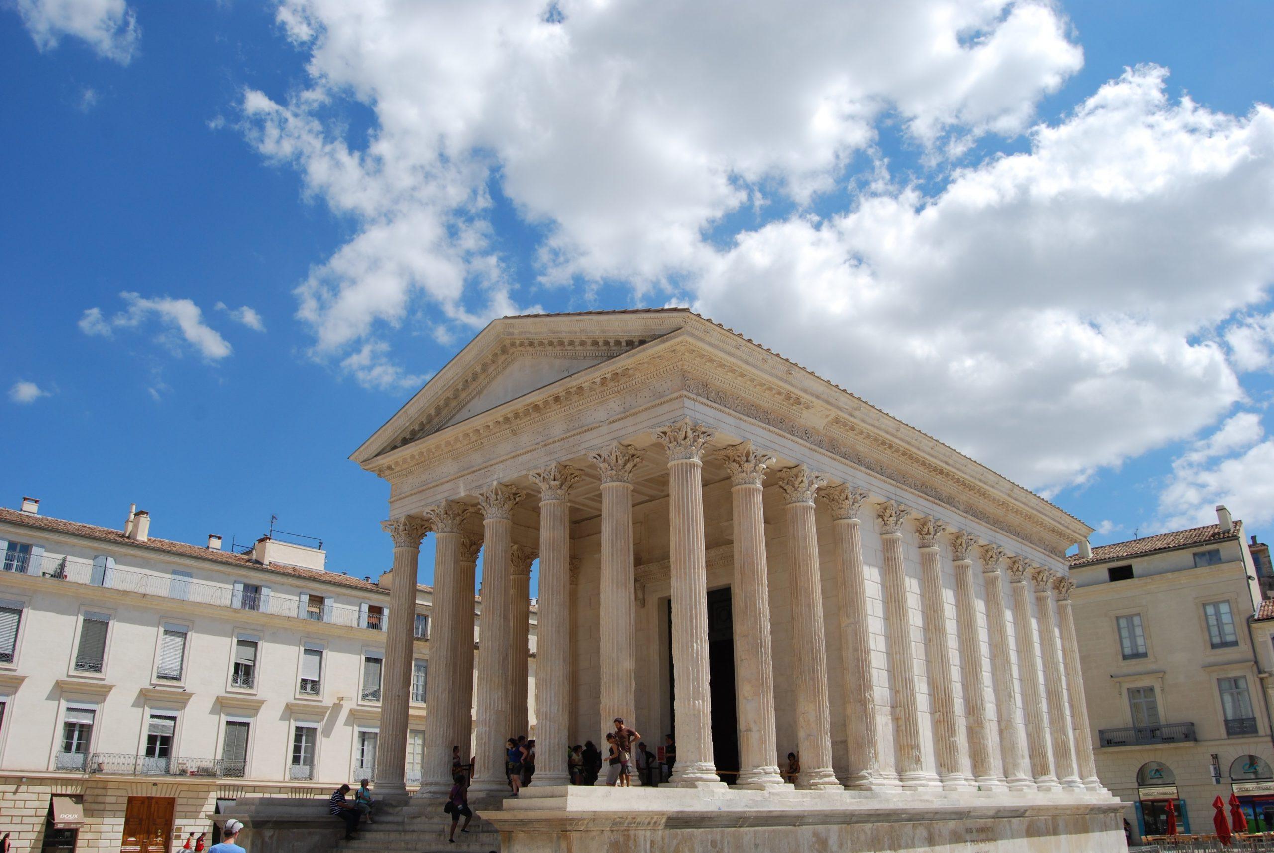 Florilège de l'histoire de l'architecture européenne des origines à 1850