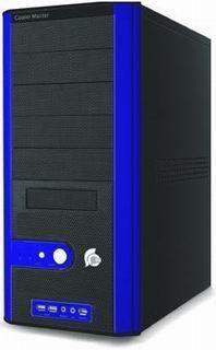 Cooler Master Centurion 5 (bleu)