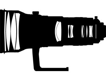 400mm f/2.8G ED VR AF-S NIKKOR