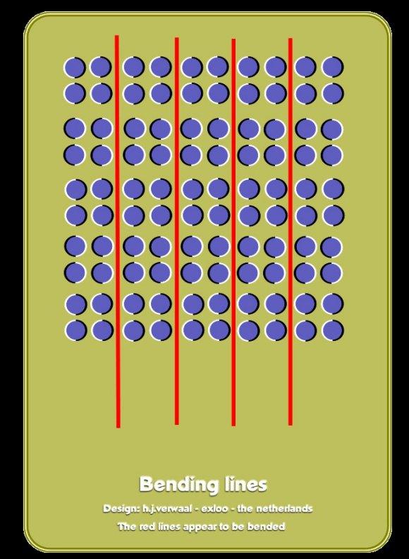 Optical illusion - H.J. Verwaal